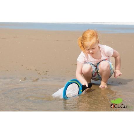 BuitenSpeel - Red para peces, juguete de playa