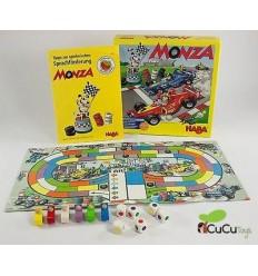 HABA - Monza, juego de mesa