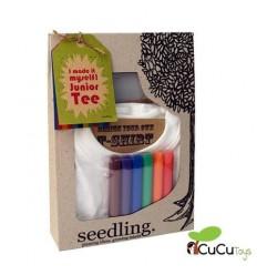Seedling - Camiseta para diseñar, juguete creativo