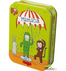 HABA - Mímica, juego de mesa en lata