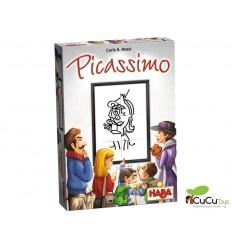 HABA - Picassimo, juego de mesa