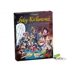 HABA - Lady Richmond - Una herencia en subasta, juego de mesa