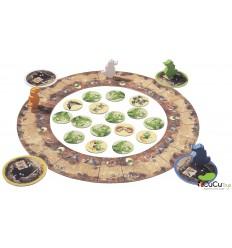 HABA - Fuerza de dragón, juego de mesa