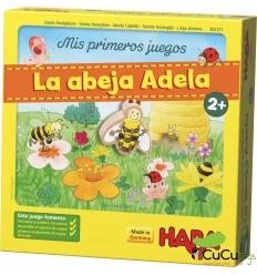 HABA - Mis primeros juegos - La abeja Adela, juego de mesa