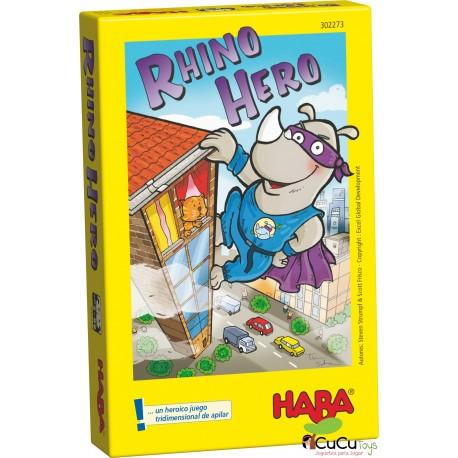 HABA - SuperRino, juego de mesa