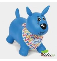 Ludi - Mi perro saltarín azul