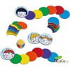 HABA - Oruga de Colores, juego de mesa