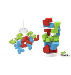 Logiq Tower, puzzle tridimensional de ingenio