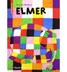 David McKee - Elmer, Cuento Infantil