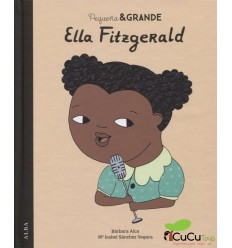 Pequeña y Grande: Ella Fitzgerald, Cuento Infantil