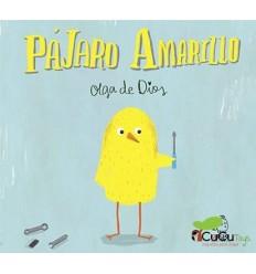 Pájaro Amarillo - Olga de Dios, Cuento infantil