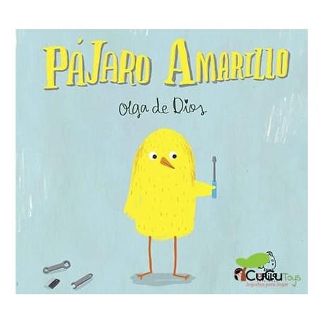 Pájaro Amarillo - Olga de Dios