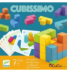 Djeco - Cubissimo, dexterity game