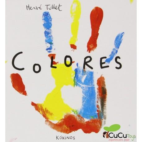 Colores - Hervé Tullet