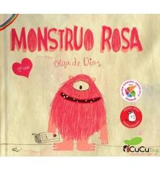 Olga de Dios - Monstruo Rosa, Cuento Infantil