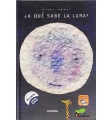 Michael Grejniec -¿A qué sabe la luna? (Con pictogramas), Cuento Infantil