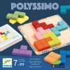 Djeco - polyssimo, juego de habilidad