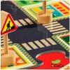 Djeco - La ciudad, puzzle gigante 24 pz