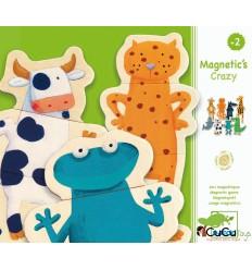 Djeco - Magnéticos Animales Locos