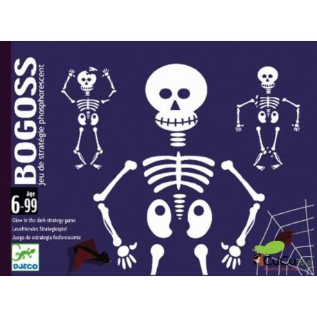 Djeco - Bogoss, juego de cartas
