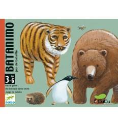 Djeco - Batanimo, juego de cartas