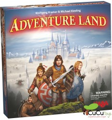 HABA - Adventure Land, juego de mesa