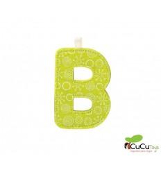 Lilliputiens - Letra B del alfabeto, de tela