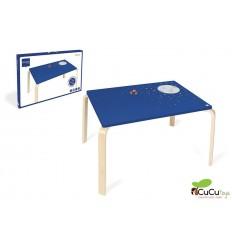 Scratch - mesa infantil, decoración Espacio