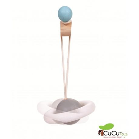 Plantoys - Gimnasio para bebés en tonos pastel