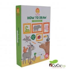 Tiger Tribe - How To Draw Reino Salvaje