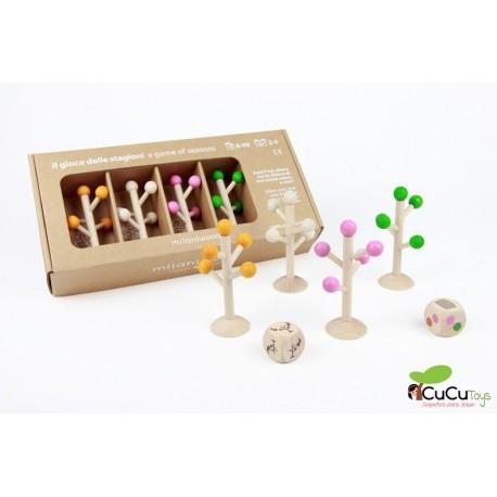 Milaniwood - El juego de las Estaciones, juego de mesa