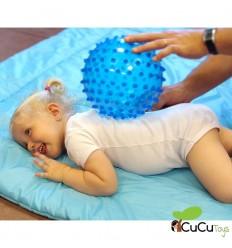Ludi - Pelota de estimulación sensorial