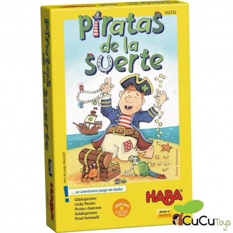HABA - Piratas de la suerte