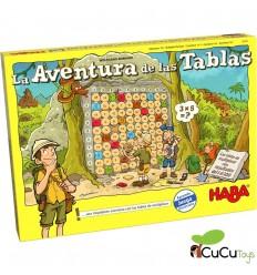HABA - La Aventura de las Tablas