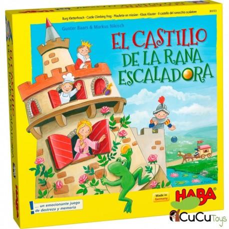 HABA - El castillo de la Rana Escaladora