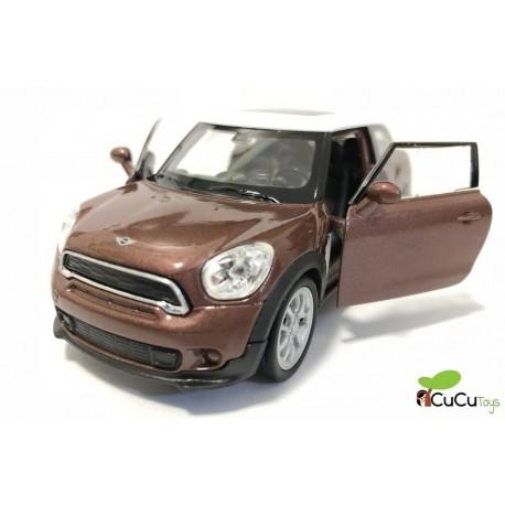 GOKI - Mini cooper S, Paceman (2014), coche de juguete