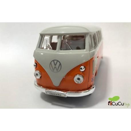 GOKI - Volkswagen T1 -retro- (1963), furgoneta de juguete