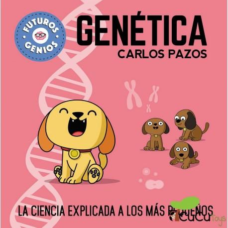 Carlos Pazos - Genética,  La ciencia explicada a los más pequeños