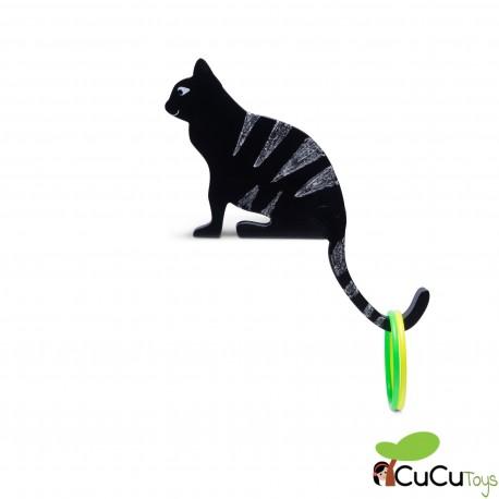 Buiten Speel - Lanzamiento de Anillos Gato