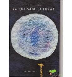 Michael Grejniec -¿A qué sabe la luna? , Cuento Infantil