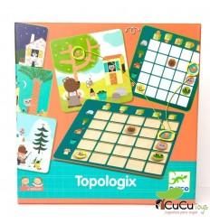 Djeco - Eduludo Topologix, juego educativo