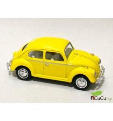 Welly - Volkswagen Classical Beetle (1967), coche de juguete