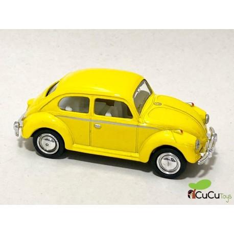Kinsmart - Volkswagen Classical Beetle (1967), coche de juguete