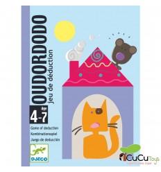Djeco - Cartas Oudordodo, juego de deducción