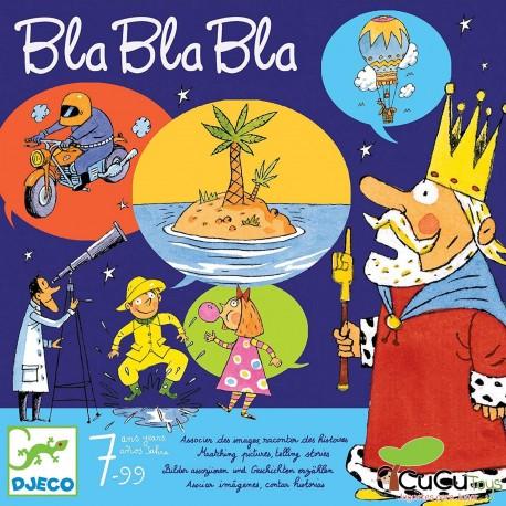 Djeco - Juego Bla bla bla
