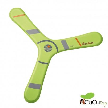 HABA - Terra Kids Bumerang, juguete de aire libre