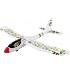 HABA - Terra Kids Maxi-planeador para lanzar, juguete de aire libre