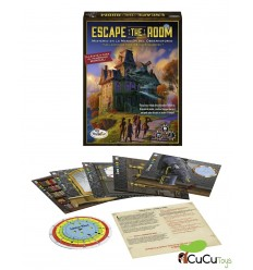 ThinkFun - Escape the Room - Misterio en la Mansión