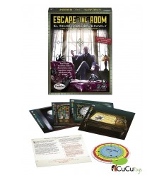 ThinkFun - Escape the Room - El Secreto del Dr. Gravely