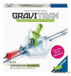 Ravensburger - GraviTrax Accesorio Gravity Hammer
